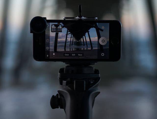 Selfie als Bewerbungsfoto