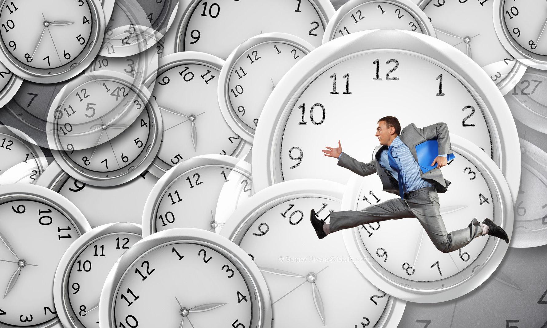 Planen Sie Ihre Arbeitszeit sinnvoll