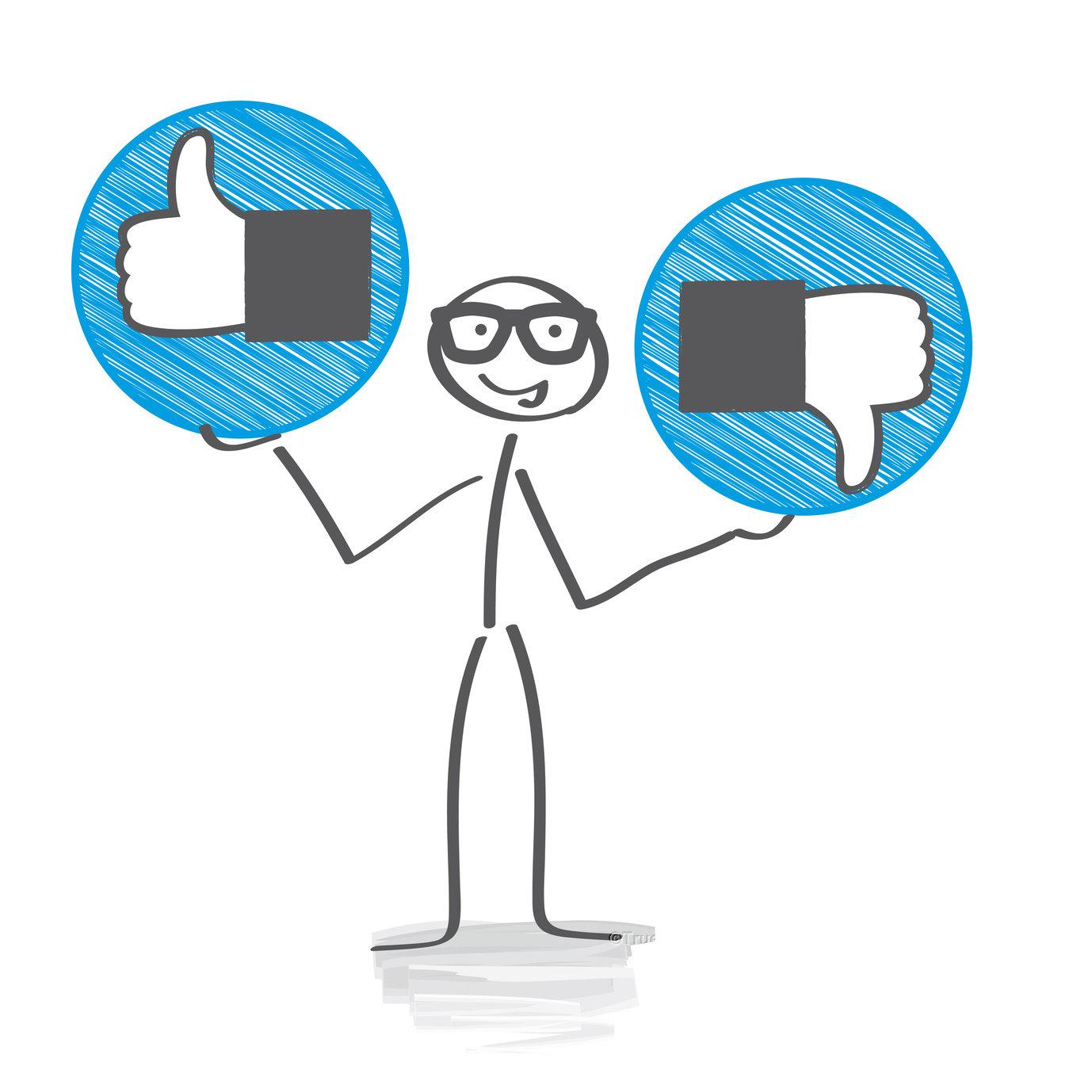 Stellenbewerbung in sozialen Netzwerken – Für und Wider
