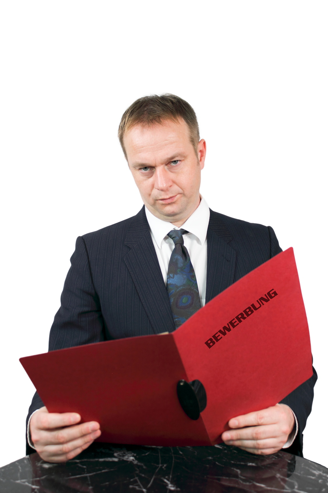 Was man im Bewerbungsschreiben vermeiden sollte