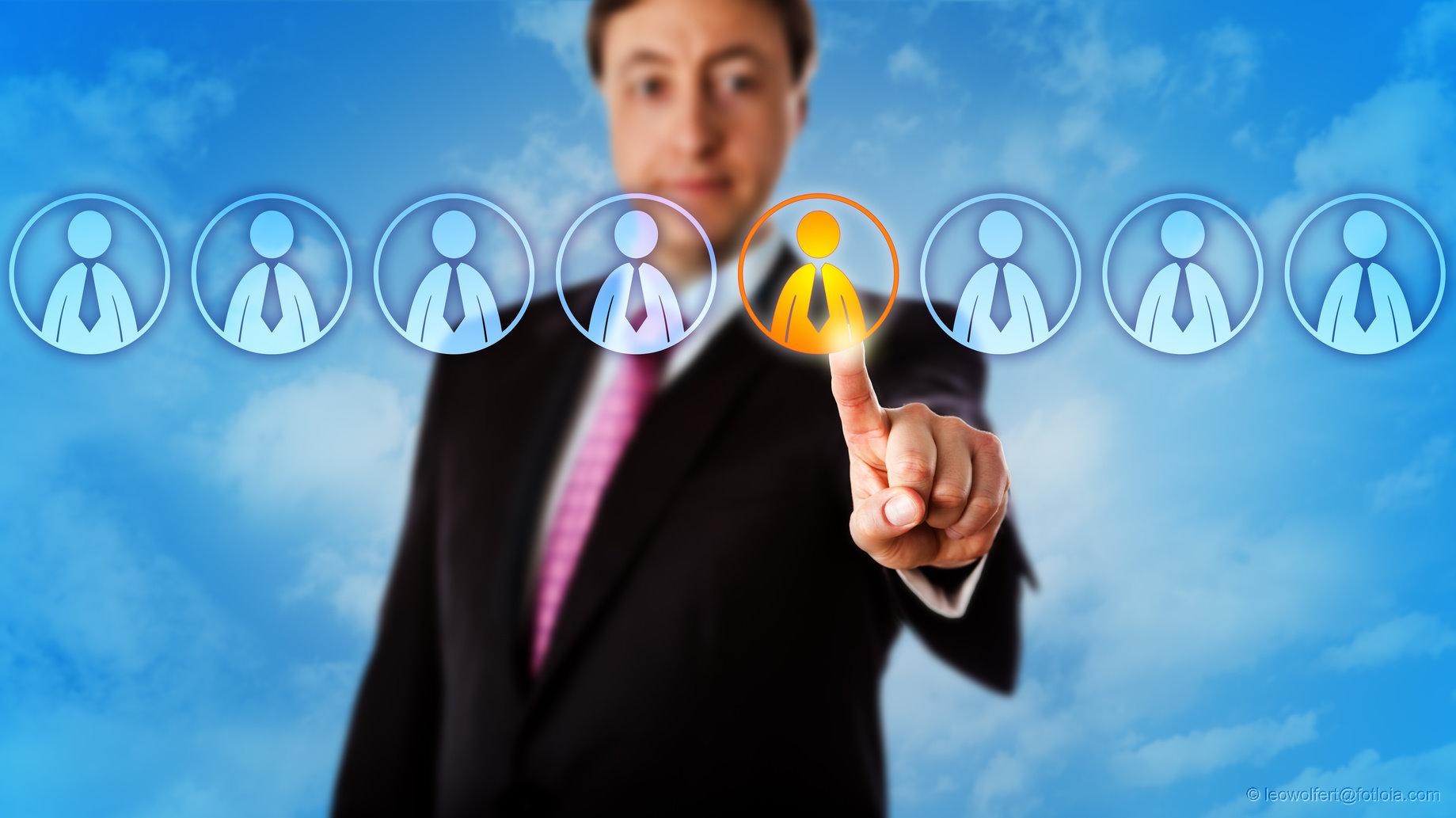 Meinungen zur privaten  Arbeitsvermittlung