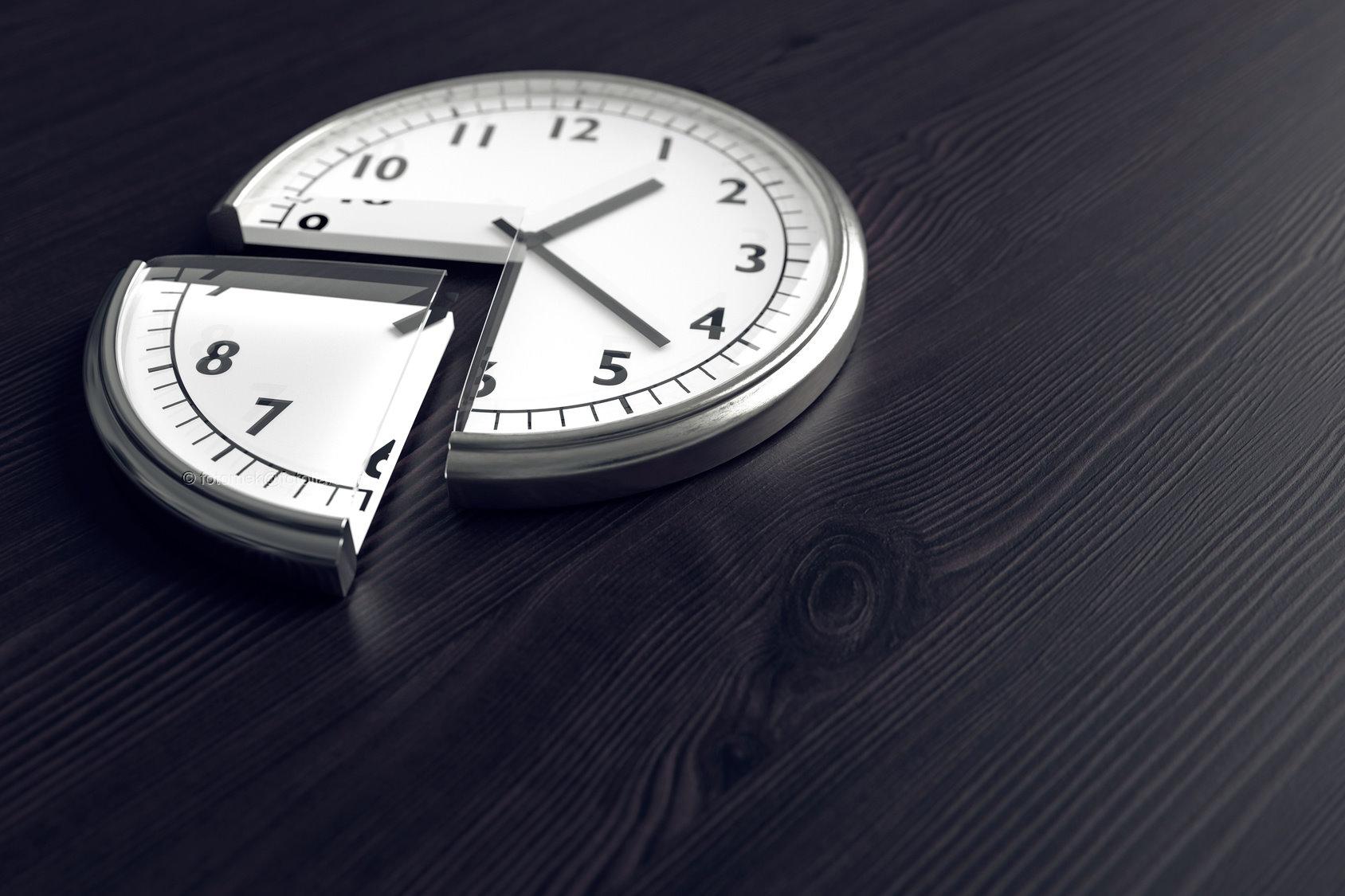 Vollzeit – oder Teilzeitarbeit