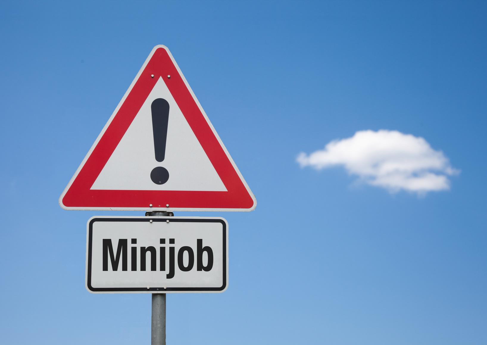 Rechte und Pflichten bei  Minijobs