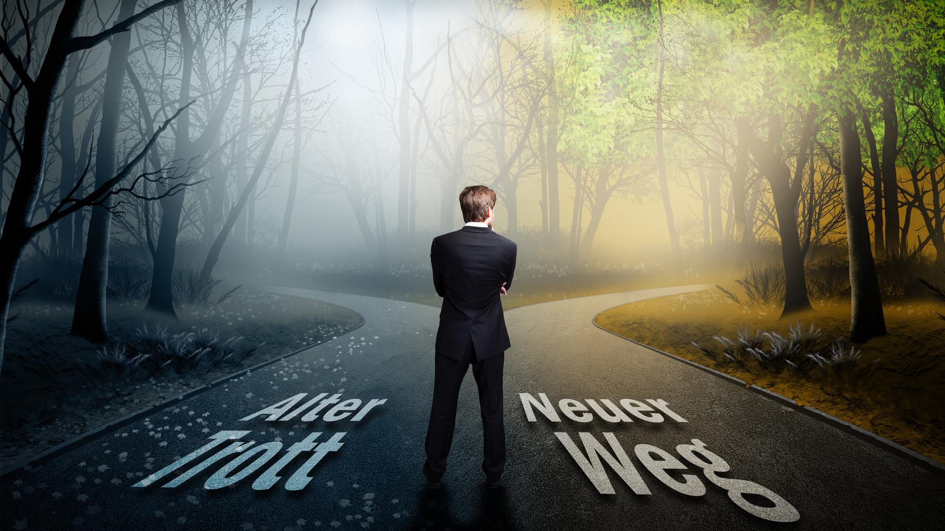 Initiativbewerbung – Machen Sie den Anfang!