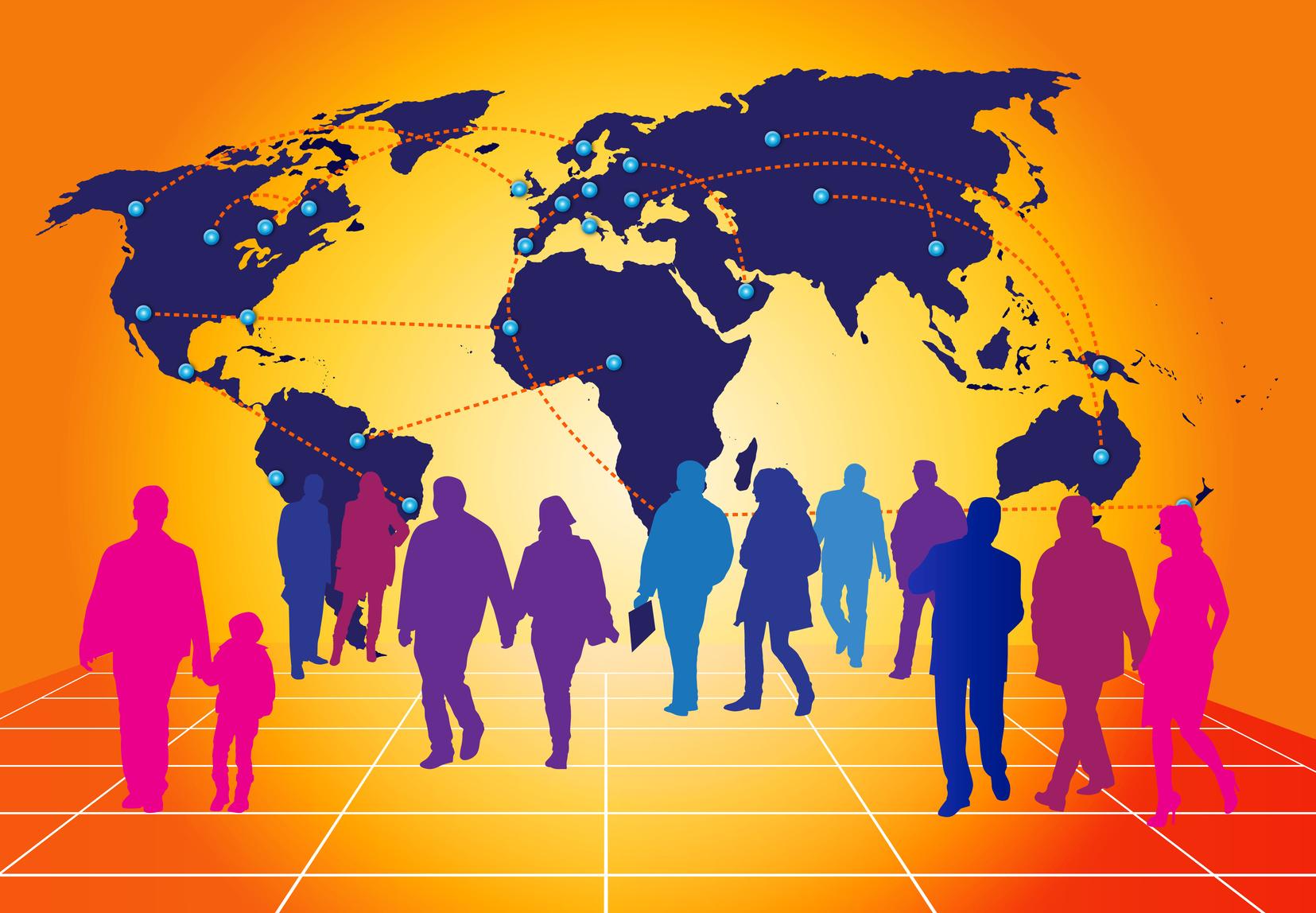 Chancen auf dem Arbeitsmarkt für Menschen mit Migrationshintergrund